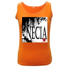 Logo Womens  Tank Top (dark Colored)