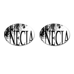 Logo Cufflinks (Oval)