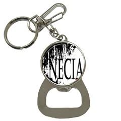 Logo Bottle Opener Key Chain