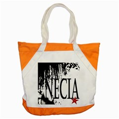 Logo Accent Tote Bag