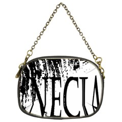 Logo Chain Purse (two Side)