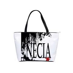 Logo Large Shoulder Bag