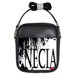 Logo Girl s Sling Bag
