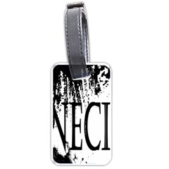Logo Luggage Tag (One Side)