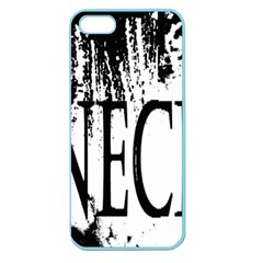 Logo Apple Seamless Iphone 5 Case (color)