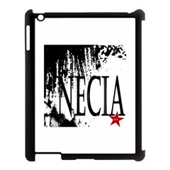 Logo Apple Ipad 3/4 Case (black)
