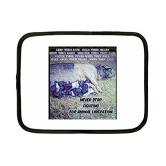 Animal Liberation Netbook Case (Small)