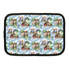 Alice In Wonderland Netbook Case (Medium)