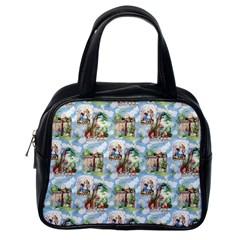 Alice In Wonderland Classic Handbag (One Side)