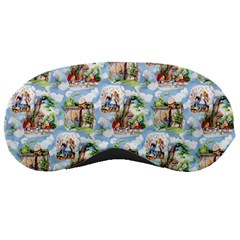 Alice In Wonderland Sleeping Mask