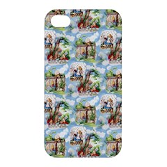 Alice In Wonderland Apple iPhone 4/4S Hardshell Case