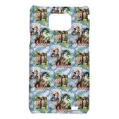 Alice In Wonderland Samsung Galaxy S II i9100 Hardshell Case