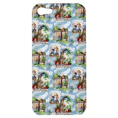 Alice In Wonderland Apple iPhone 5 Hardshell Case