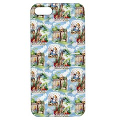 Alice In Wonderland Apple iPhone 5 Hardshell Case with Stand