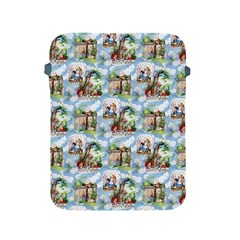Alice In Wonderland Apple iPad 2/3/4 Protective Soft Case