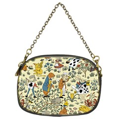Alice In Wonderland Chain Purse (Two Side)