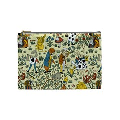 Alice In Wonderland Cosmetic Bag (Medium)