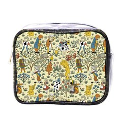 Alice In Wonderland Mini Travel Toiletry Bag (One Side)