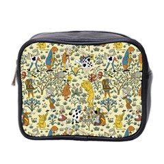 Alice In Wonderland Mini Travel Toiletry Bag (Two Sides)