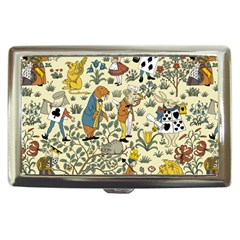 Alice In Wonderland Cigarette Money Case