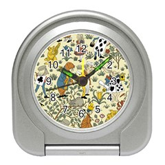 Alice In Wonderland Desk Alarm Clock