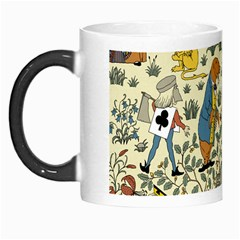 Alice In Wonderland Morph Mug