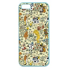 Alice In Wonderland Apple Seamless iPhone 5 Case (Color)