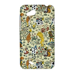 Alice In Wonderland HTC T328D (Desire VC) Hardshell Case