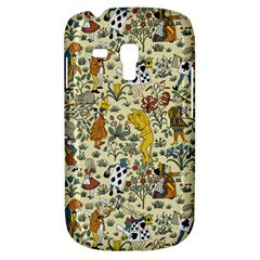 Alice In Wonderland Samsung Galaxy S3 MINI I8190 Hardshell Case