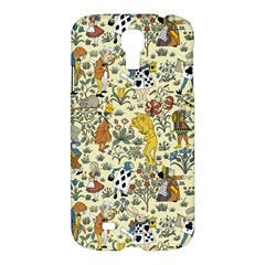 Alice In Wonderland Samsung Galaxy S4 I9500 Hardshell Case