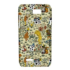 Alice In Wonderland Motorola XT788 Hardshell Case