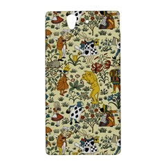 Alice In Wonderland Sony Xperia Z L36H Hardshell Case