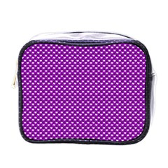 Bats Mini Travel Toiletry Bag (One Side)