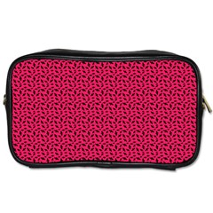 Bats Travel Toiletry Bag (Two Sides)