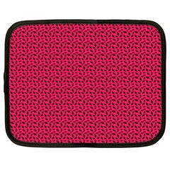 Bats Netbook Case (Large)
