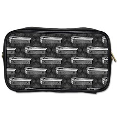 Coffin Travel Toiletry Bag (One Side)