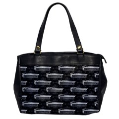 Coffin Oversize Office Handbag (One Side)