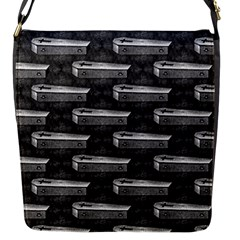 Coffin Flap closure messenger bag (Small)
