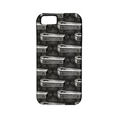 Coffin Apple iPhone 5 Classic Hardshell Case (PC+Silicone)