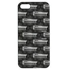 Coffin Apple iPhone 5 Hardshell Case with Stand