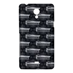 Coffin Sony Xperia T Hardshell Case