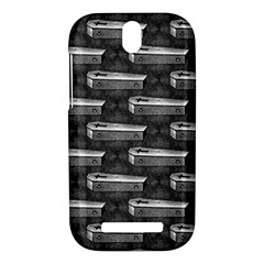 Coffin HTC One SV Hardshell Case