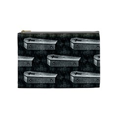 Coffin Cosmetic Bag (Medium)