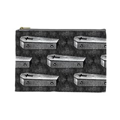 Coffin Cosmetic Bag (Large)