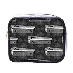 Coffin Mini Travel Toiletry Bag (One Side)