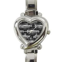 Coffin Heart Italian Charm Watch