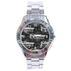 Coffin Stainless Steel Watch (Men s)