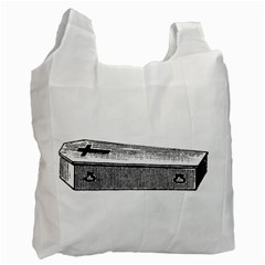 Coffin Recycle Bag (Two Sides)