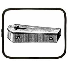 Coffin Netbook Case (XXL)