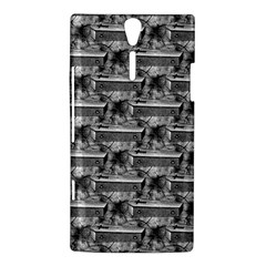 Coffin Sony Xperia S Hardshell Case